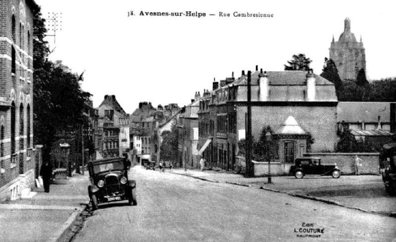 Avesnes-Rue Cambresienne