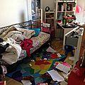 Dans la série oh secours ma fille est adoles-chiante: range ta chambre !