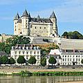 Chateau de saumur - maine-et-loire - france
