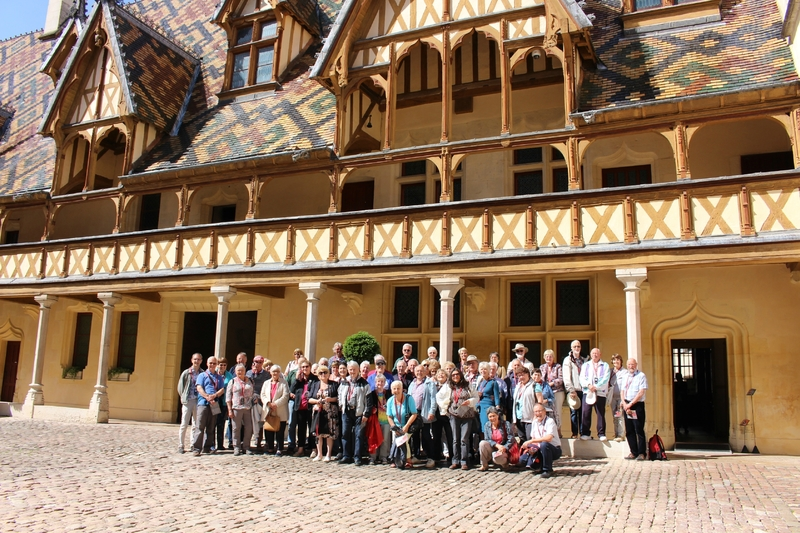 visite à Beaune - crédit photo ER