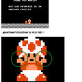 Toad la racaille.