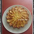 Gâteau de tagliatelles