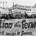Il y a 45 ans les nivernaises créent leur mouvement de libération