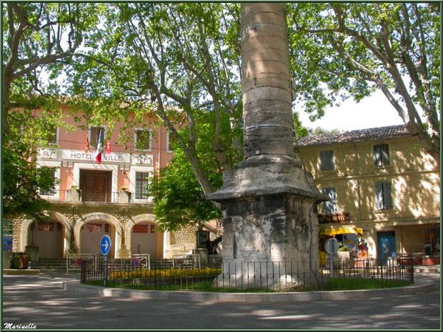 colonne de Petrarque