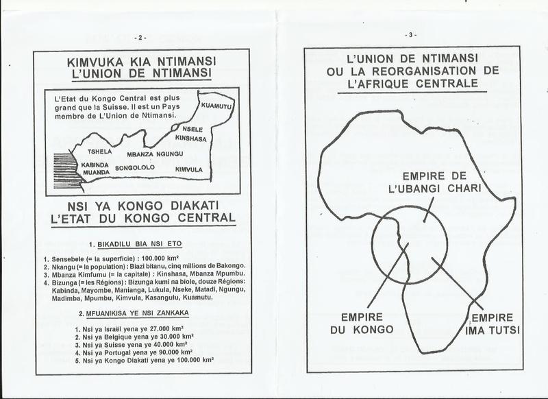 LA GRANDE DIASPORA BENA KONGO D'AMERIQUE b