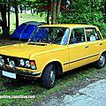 Polski - Fiat 125P 1500 de 1981 (Retro Meus Auto Madine 2012) 01