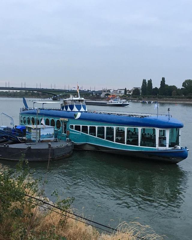 Moby Dick à Bonn, septembre 2018
