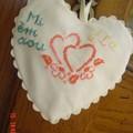 petit coeur de St Valentin