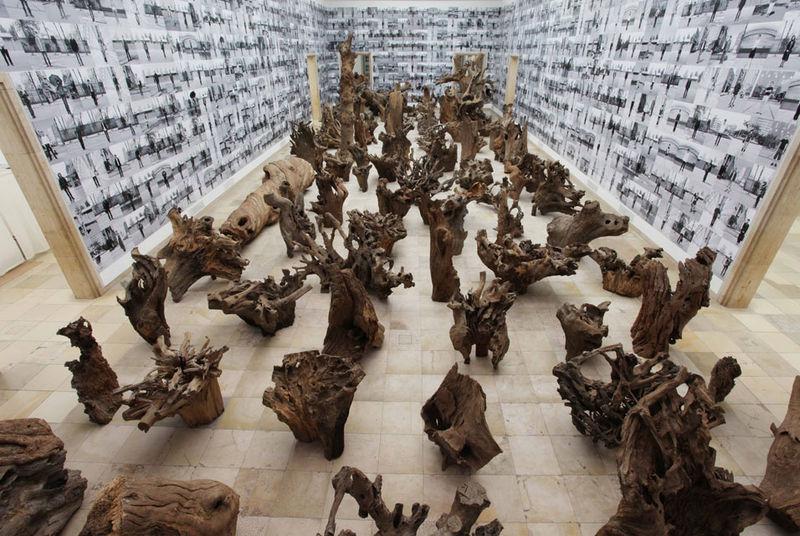 Ai Weiwei Haus Der Kunst Eloge De Lart Par Alain Truong