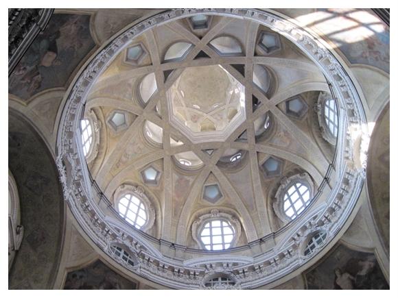 Coupole de l'église San Lorenzo