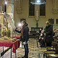 2017-12-26-accueil reliques Ste Thérèse-VIEUX BERQUIN (59)