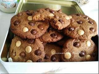 cookies-au-sucre-et-beurre-de-coco-aux-trois-chocolats