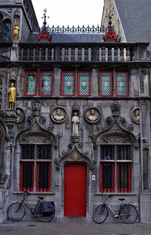 Bruges bis 1 - 1