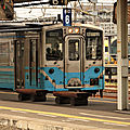 キハ54形, Matsuyama station