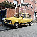 Renault 4L Sixties