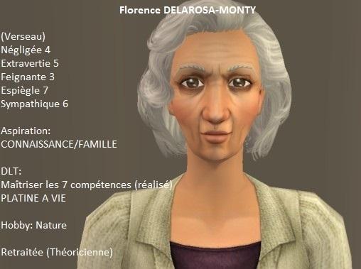 Florence Delarosa-Monty