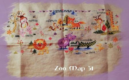 Zoo Map 31