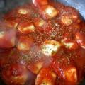 mettez la sauce tomate