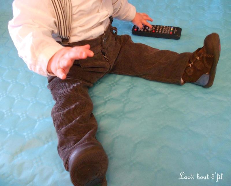 pantalon porté dv