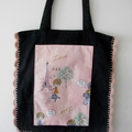 Customisation d'un tote-bag