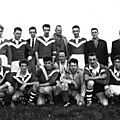 Séniors 1964-1965
