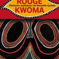 「クオマの赤」展 exposition « rouge kwoma » (1)