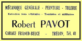 Garage PAVOT