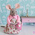 Les souris de rosebud lane #1: rat des villes