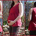 Vêtements et accessoires de grossesse