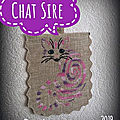 Chat sire