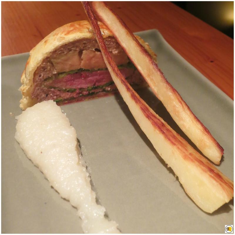 Tourte de canette au foie gras (3)