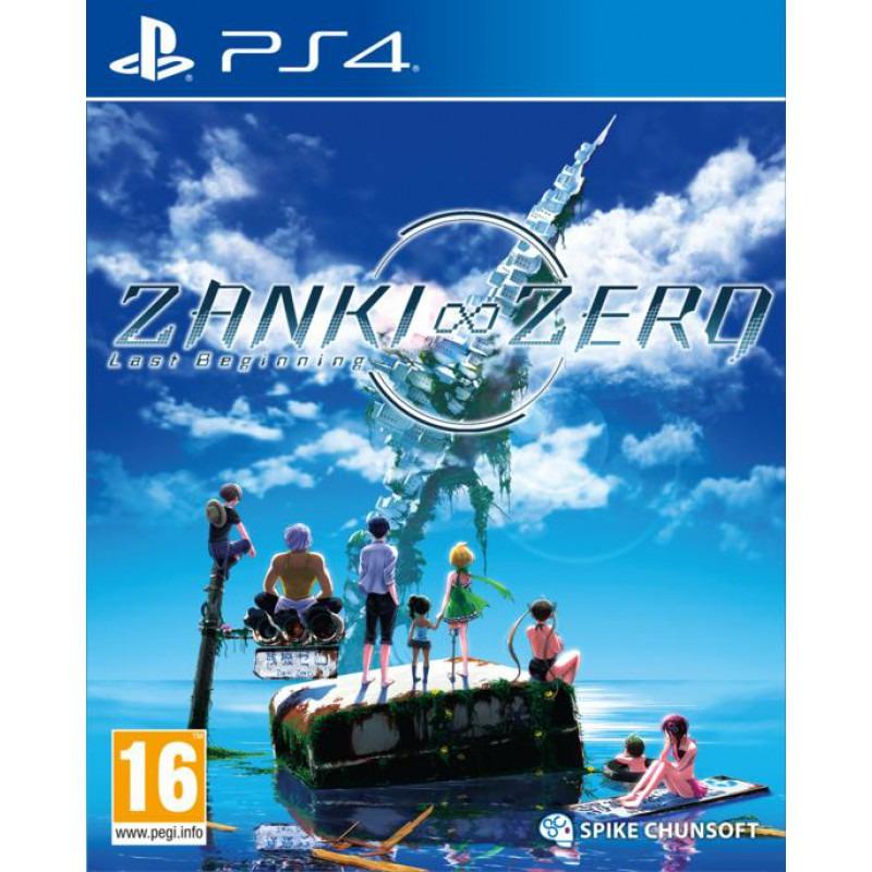 Zanki Zero PS4
