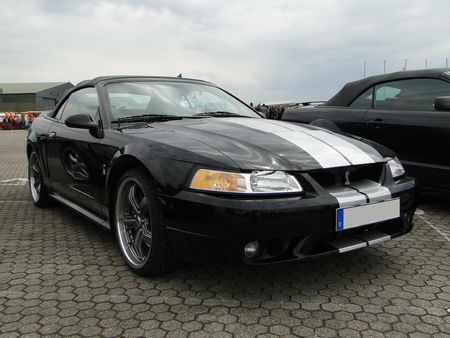FORD Mustang IV Cobra Convertible 1994 2004 Motoren und Power Lahr 2010 1