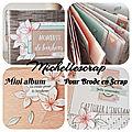 Kit mini album par michelle