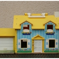 Fisher price : #952 play family house