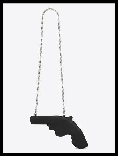 saint laurent sac gun