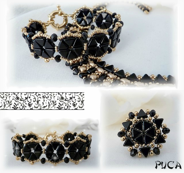 Bracelet Ondine planche