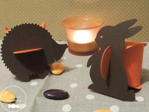 Contenant-dragees-bapteme-berlingot-orange-boite-etiquette-herisson-lapin-moka-chocolat-amande-avola