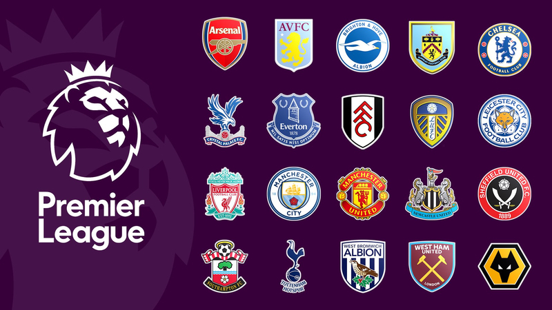 Le Programme de La saison 2020-2021 en Premier League !