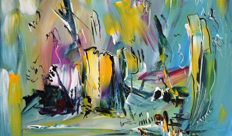 peinture-abstraite-sur-toile-et-cr-ations-artistiques-contemporaines-avec-tableau-abstrait-vert-multicolore-et-peinture-au-couteau-abstrait-48-1597x1600px-peinture-au-couteau-abstrait-1024x600