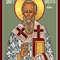 Commentaire de saint ambroise sur le psaume 1