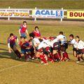 Saison 2007 - 2008, contre Le Bouscat