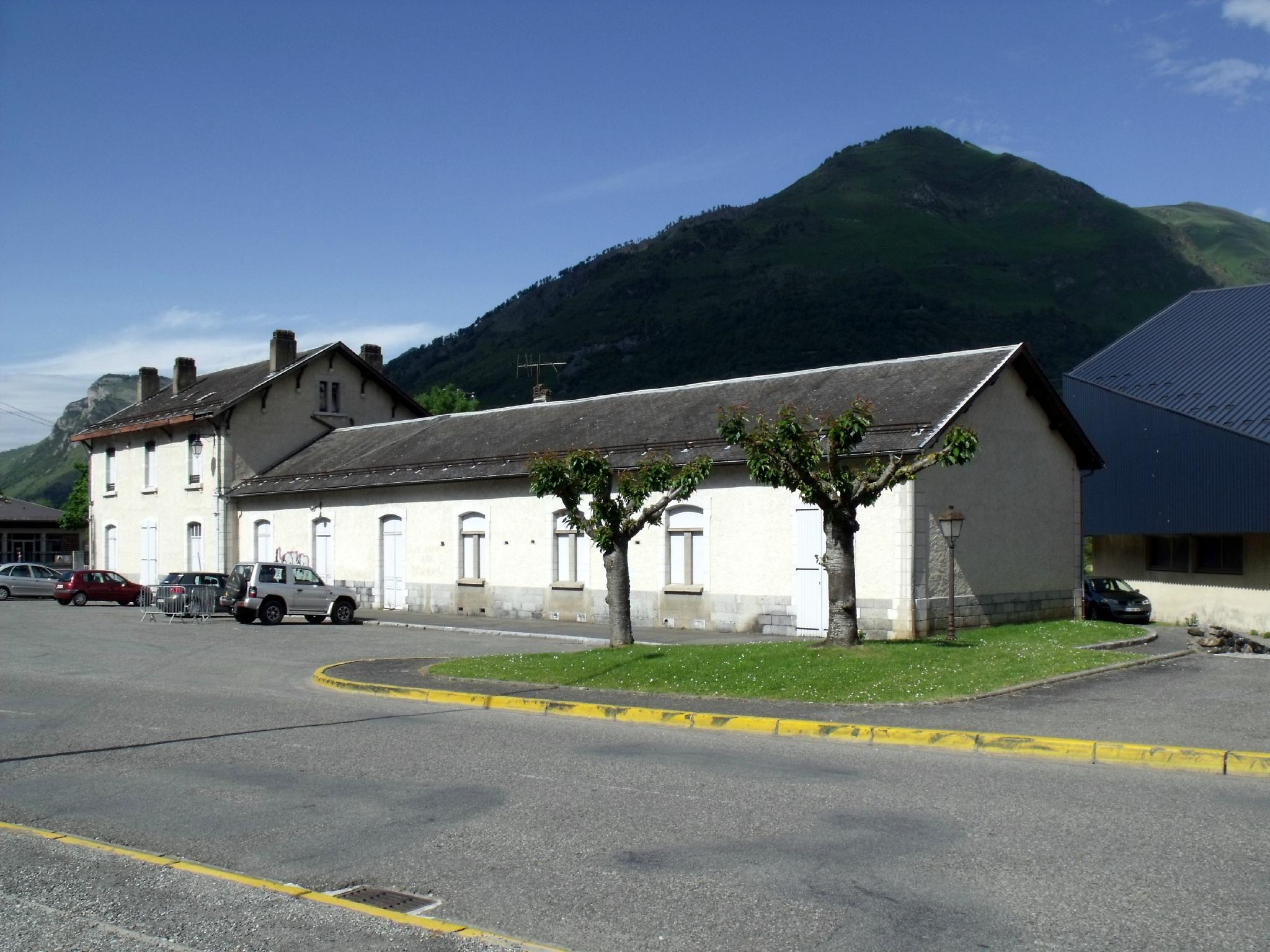 Lauruns - Eaux-Bonnes - Les-Eaux-Chaudes (Pyrénées-Atlantiques - 64)