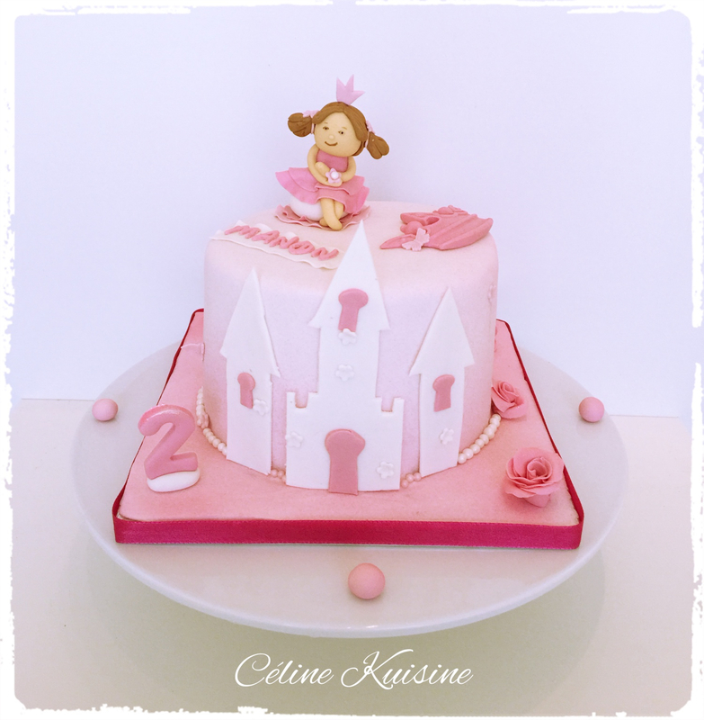 gateau princesse1