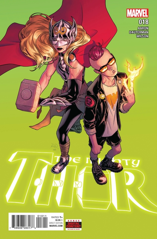 mighty thor 18