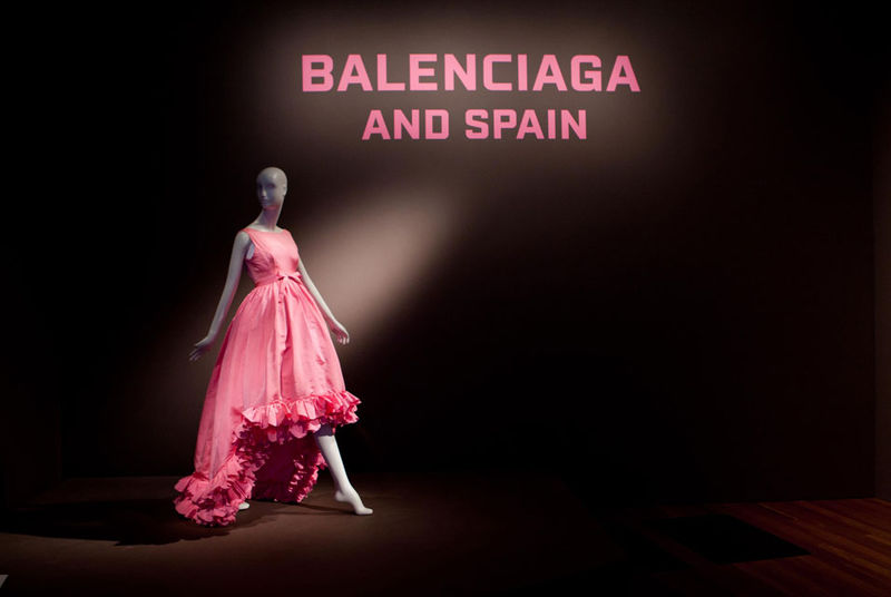 de1db3c5f377 Balenciaga and Spain