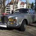 Rolls royce silver shadow 1965 à 1980, retrorencard 2011
