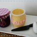 Sc 284 : une baguette avec du beurre et de la confiture !