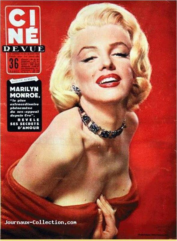 Ciné revue 1955