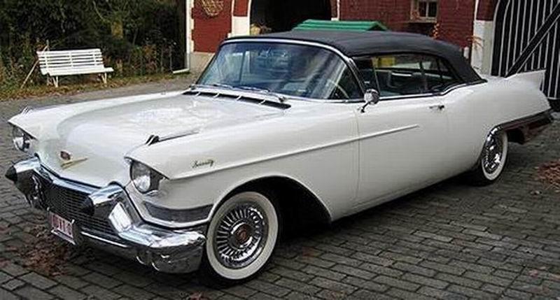 1957 - CADILLAC - Eldorado Biarritz Convertible